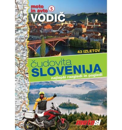 MOTO VODIČ V. - ČUDOVITA SLOVENIJA