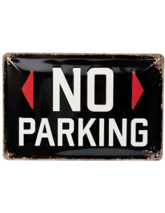 "TABLA ""NO PARKING"""