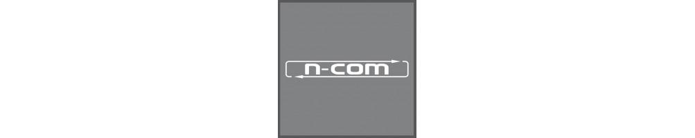 Nadomestni deli, potrošni material in servis za komunikacijske sisteme N-Com.