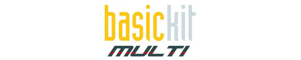Nadomestni deli in potrošni material za komunikacijski sistem Basic Kit MULTI.