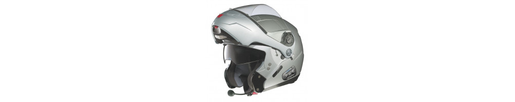 Komunikacijski seti za motoristične čelade Nolan N90.