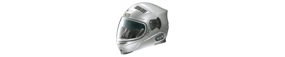Komunikacijski seti za motoristične čelade Nolan N71.