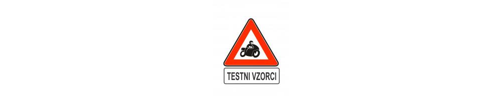 Testni vzorci - odprodaja