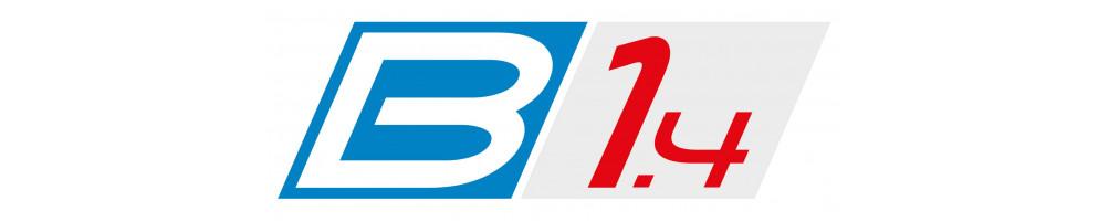 Nadomestni deli in potrošni material za komunikacijski sistem N-COM B1.4.