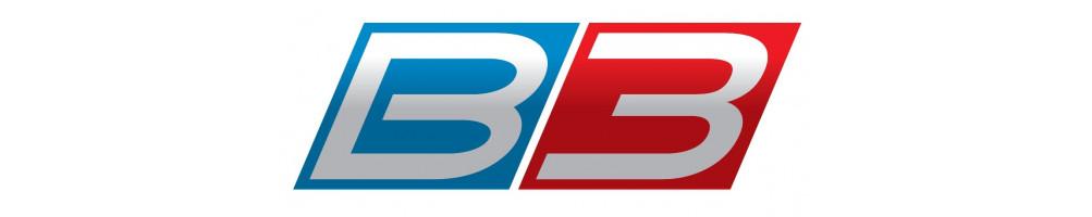 Nadomestni deli in potrošni material za komunikacijski sistem B3.