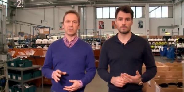 RTV SLO / AVTOMOBILNOST - O TEM, KAKO SE IZDELUJEJO VARNE ČELADE